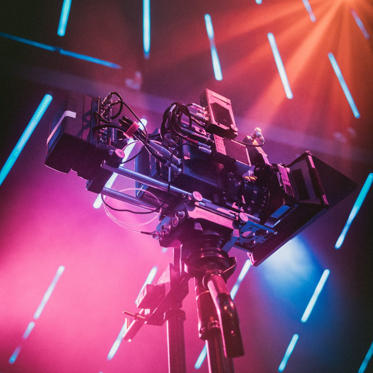 Tanıtım filmi kamera
